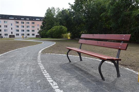 Městský majetek zahrnuje řadu nejrůznějších prvků